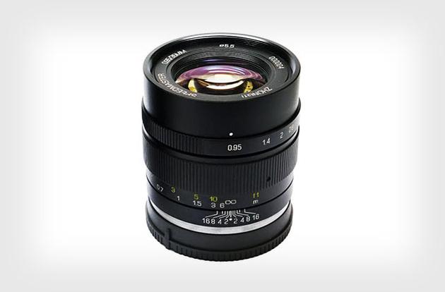 Обновленный объектив Mitakon Speedmaster 35mm f/0.95 Mark II от компании ZY Optics