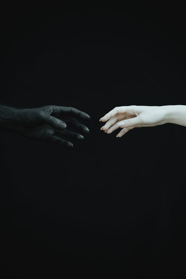 Свет и тьма в проекте Йованы Рикало