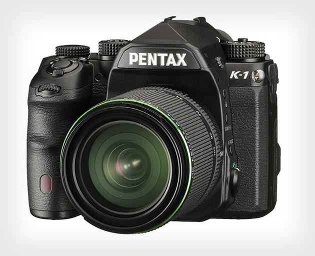 Pentax K-1 – с функциями, которых нет ни у одной другой полнокадровой зеркалки
