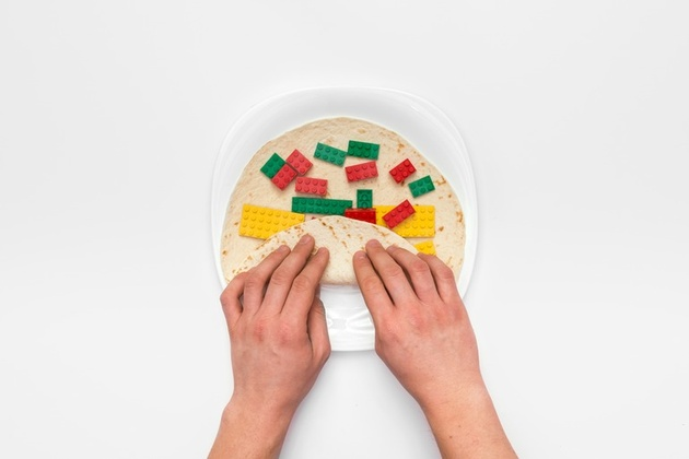 Простые вещи из Лего