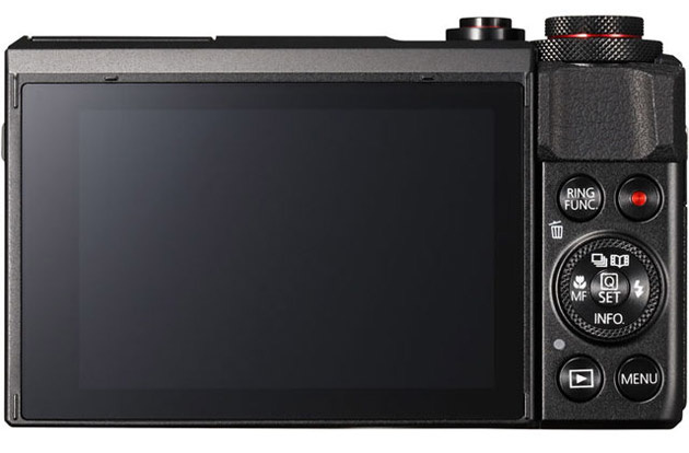 Canon G7 X Mark II – топовый компакт с новым процессором DIGIC 7