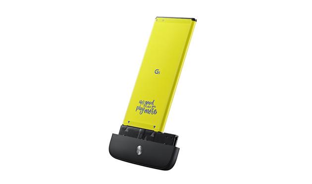 Первый модульный смартфон LG G5 представлен в Барселоне