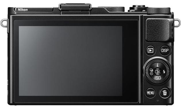 "Линейка Nikon DL – три компакта премиум-класса с матрицей 1"""