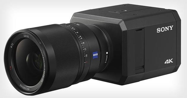 Новая Sony – полнокадровая, с байонетом Е, видео 4К, фото 12 Мп – камера для… видеонаблюдения