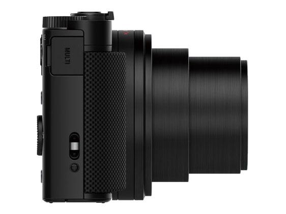 Sony HX80 – компактная камера с зумом 30х и встроенным выдвижным ЭВИ