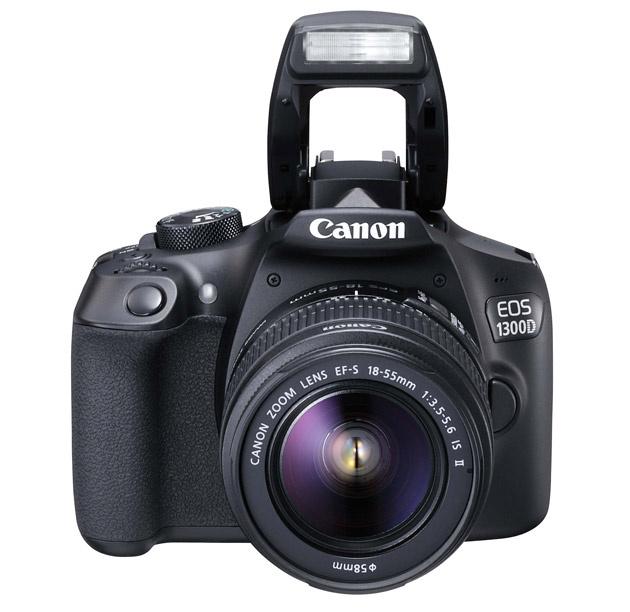 Canon EOS 1300D – зеркалка для начинающих, позволяющая мгновенно поделиться фотографиями