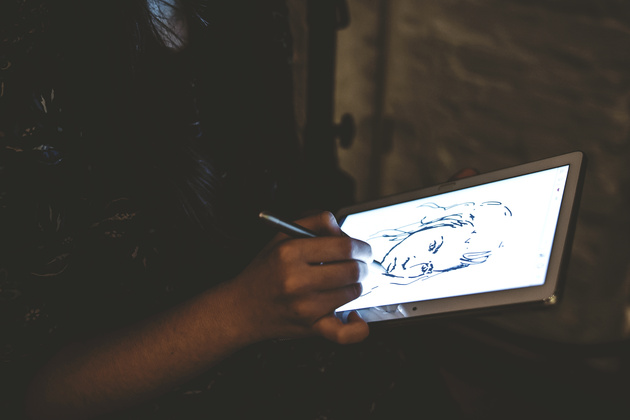 В Москве представили планшет для творчества Huawei MediaPad M2 10.0