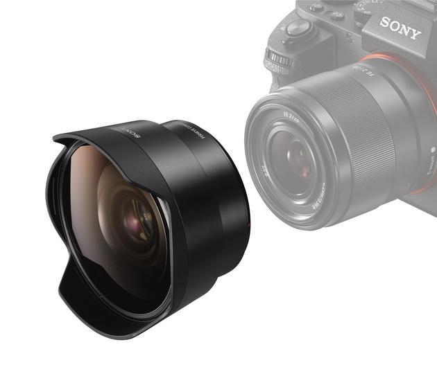 Обзор конвертера Sony SEL057FEC