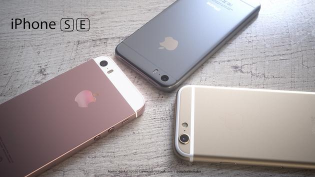 Apple представит iPhone SE, уменьшенный iPad Pro и кое-что еще...