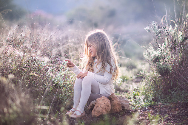 Детская фотография с элементом сказки. Интервью с Леной Гернович