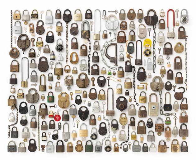 «Аккуратно организованные вещи» Остина Рэдклифа