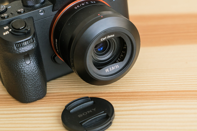 Обзор объектива Sony Carl Zeiss Sonnar T* 35mm f/2.8 ZA (SEL35F28Z)
