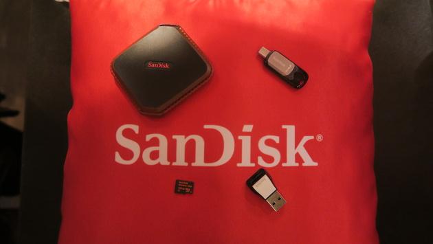 Компания SanDisk отметила 28-летие и представила новые продукты