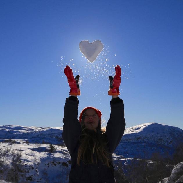 Инстаграм по-норвежски