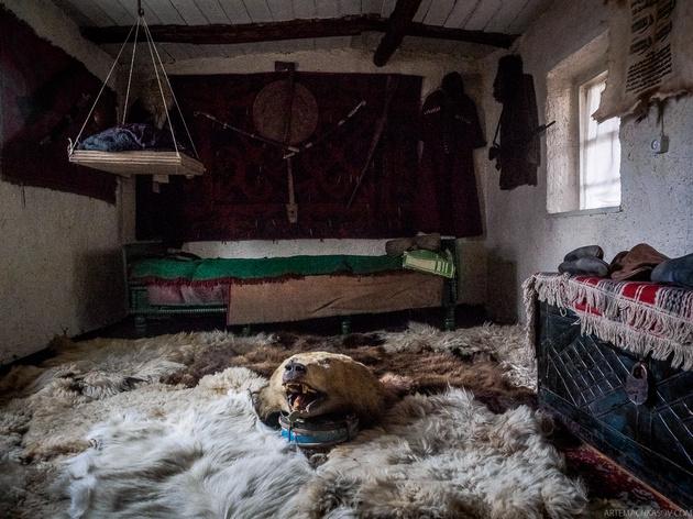 Фотопутешествие в Чечню с Артёмом Ачкасовым