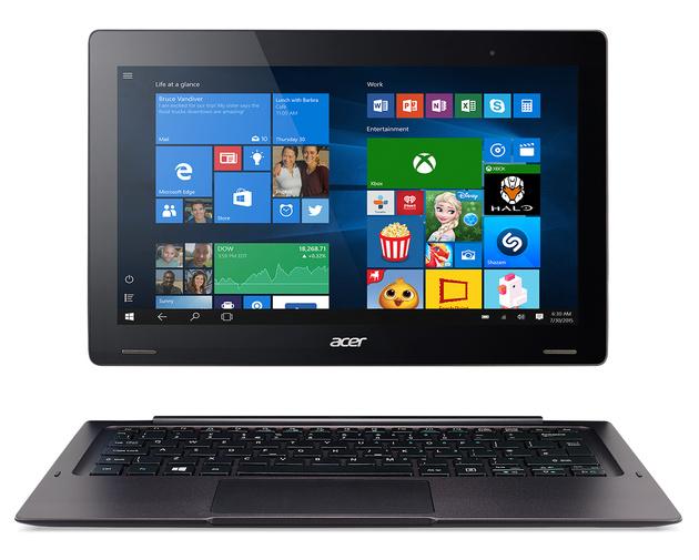 Компания Acer представила в России обновленную линейку 2-в-1 Aspire Switch