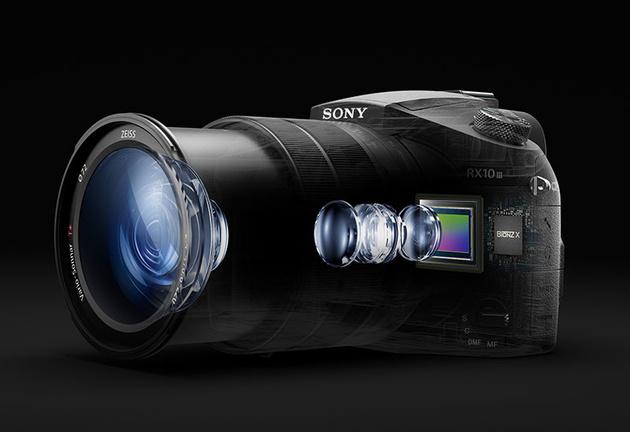Sony RX10 III – суперзум 24-600 экв.мм и скоростное видео до 1000 кадр/с
