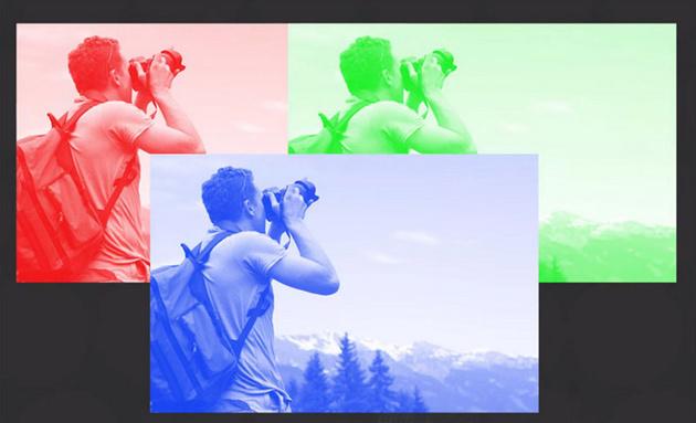 Некоторые люди видят до 100 миллионов оттенков цвета – в 100 раз больше, чем вы