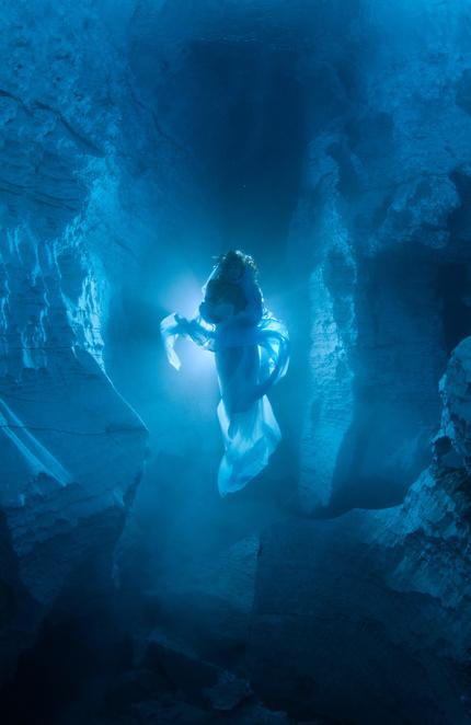 SanDisk исследует «Подводные тайны России»