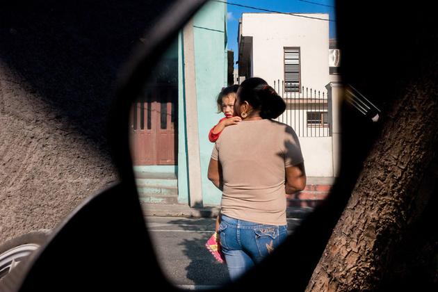 Росс Харви: стрит-фото по-кубински