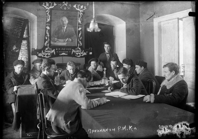 Становление советской власти в Костромской губернии. Уникальные снимки из архива Михаила Смодора