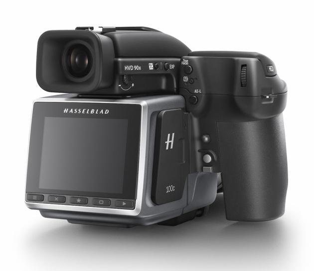Среднеформатные камеры Hasselblad H6D – с матрицами 100 и 50 Мп