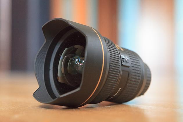 Тест объективов Nikon