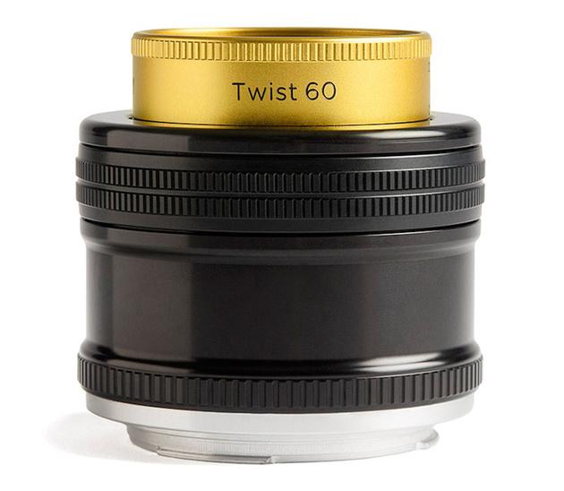Lensbaby Twist 60 – новый объектив с креативным боке