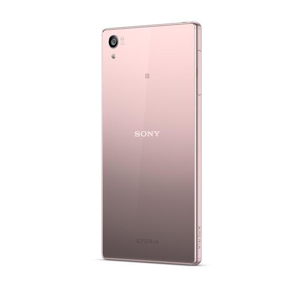 Sony Xperia Z5 Premium появился в новом цветовом исполнении