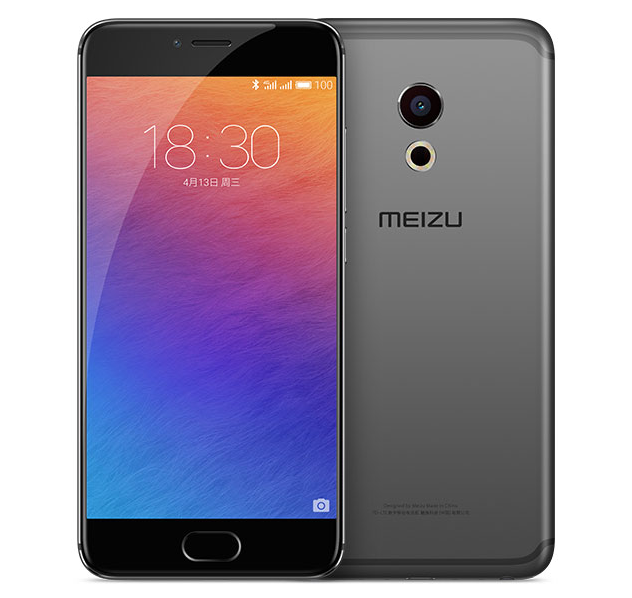 MEIZU Pro 6- Музыкальный смартфон с хорошей камерой представлен официально