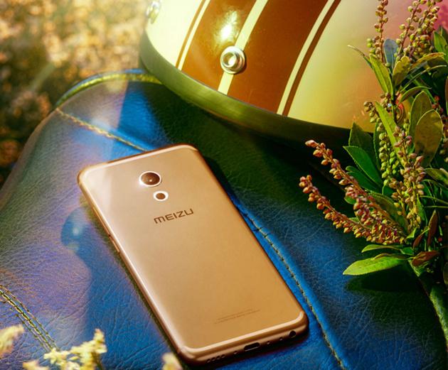 MEIZU Pro 6 - Музыкальный смартфон с хорошей камерой представлен официально