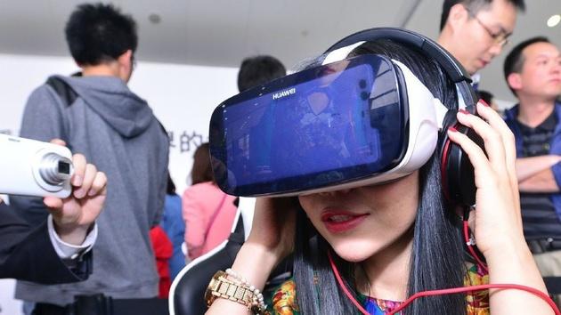 Huawei создаёт свой собственный шлем виртуальной реальности