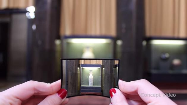 Тонкая и гибкая «листовая камера» превращает любую поверхность в камеру
