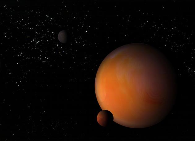 Удивительные космические истории
