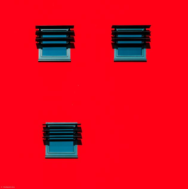 Стефан Кребс. Цвет в архитектуре