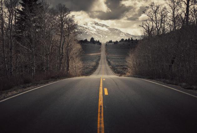 Дороги. 12 самых красивых фотографий