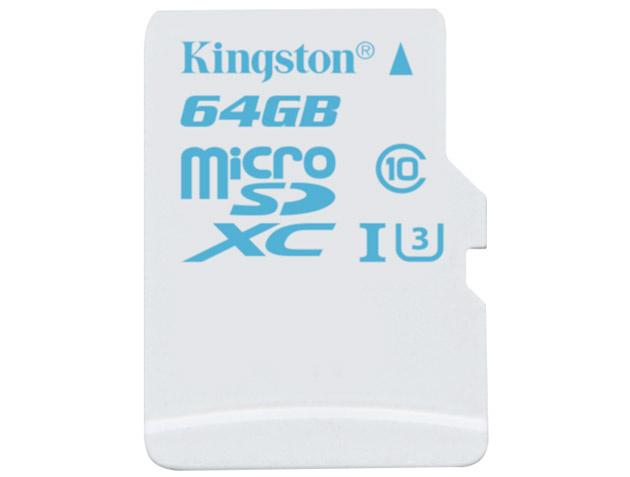 Kingston представляет карту памяти для экшен-камер