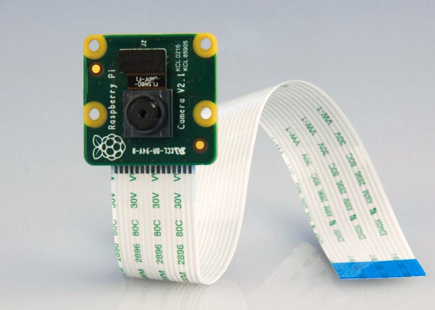 Камера конструктора Raspberry Pi получила апгрейд – новую матрицу 8 Мп