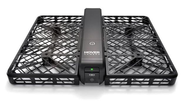 Hover Camera – миниатюрный дрон, который может следовать за вами