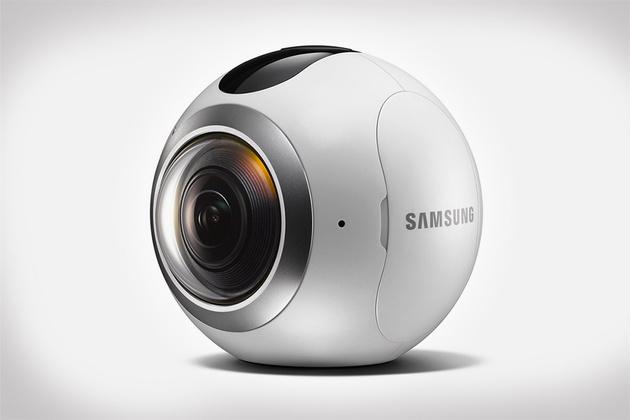 Samsung Gear 360 VR - Известна дата выхода