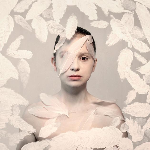 Фотография и живопись Мизала Захорнаки