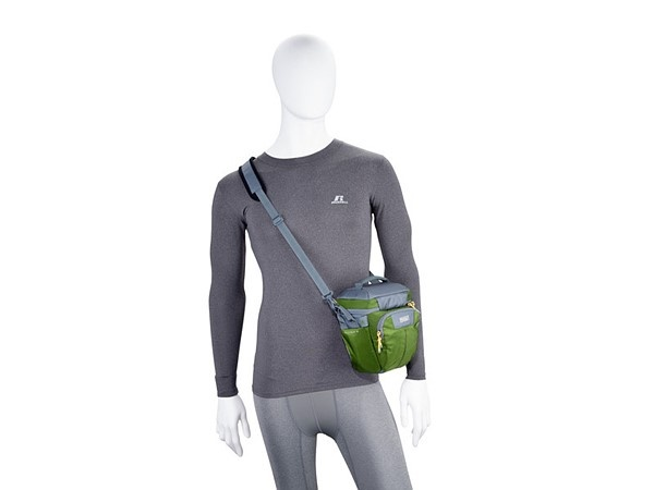 Сумки Multi-Mount Holster от MindShift Gear можно носить в пяти разных конфигурациях