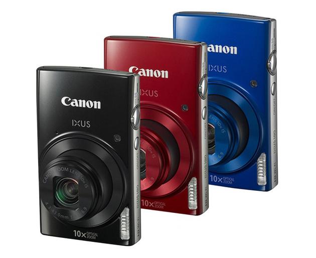 Не смартфоном единым: тест простых компактных камер Canon IXUS