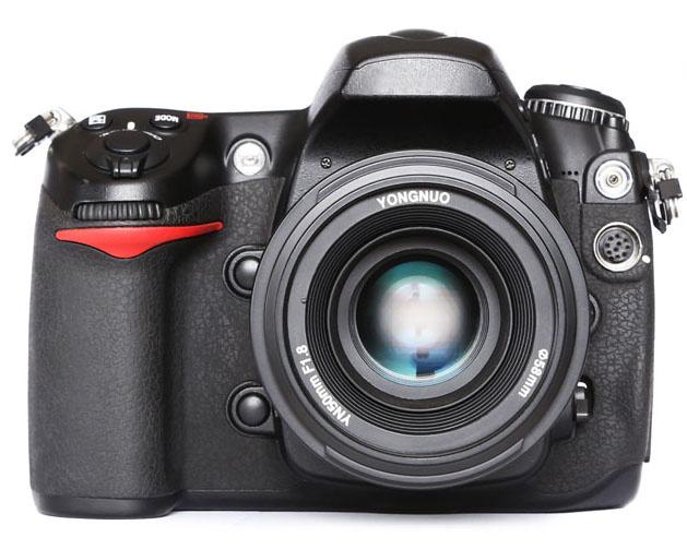 Yongnuo 50mm f/1.8 для Nikon