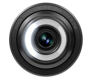 Макрообъектив Canon EF-M 28mm F3.5 Macro IS STM со встроенной вспышкой