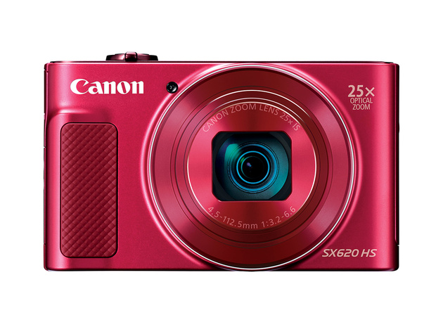 Canon PowerShot SX620 HS с зумом 25х
