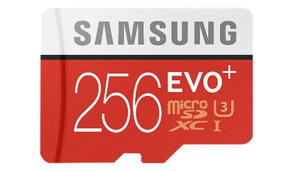 Samsung выпускает карту памяти microSD EVO Plus емкостью 256GB