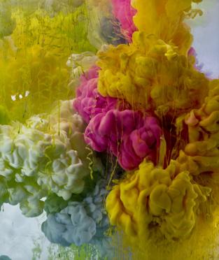 Абстрактные картины Кима Кивера