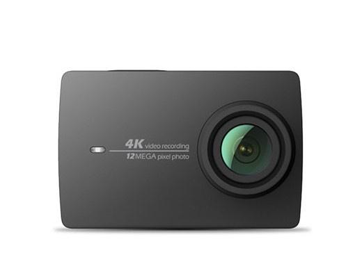 Экшн-камера Xiaomi Yi II – обновленная модель с видео 4К