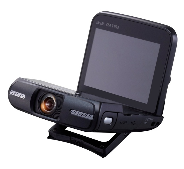 Обзор видеокамеры Canon LEGRIA mini